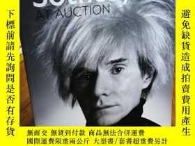 二手書博民逛書店Sotheby s罕見AT AUCTION WORLDWIDE