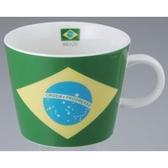 世界國旗巴西馬克杯058 602