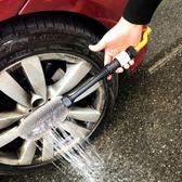軟毛通水輪轂刷子汽車輪胎刷子