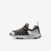 NIKE DYNAMO FREE Y2K PS [BQ7105-001] 中童鞋 慢跑 運動 休閒 舒適 透氣 灰 黑
