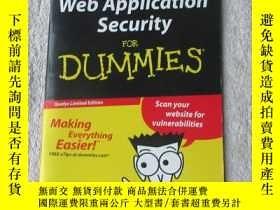 二手書博民逛書店Web罕見Application Security for Du
