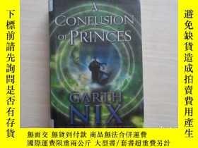 二手書博民逛書店A罕見Confusion of Princes【754】精裝本Y