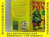 二手書博民逛書店The罕見Wrong Pong:錯誤的乒乓球Y200392