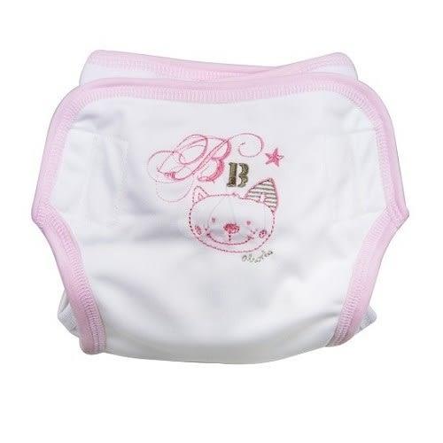 奇哥 貓咪透氣尿褲 6個月/粉 149元(現貨售完為止)