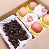 【新鮮水果】頂級時尚禮盒3款(櫻桃800g+日本蘋果X4顆+韓國梨X2顆)