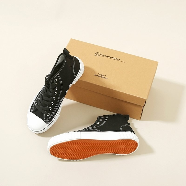 FINDSENSE H1 2018夏 新款日本 高品質 透氣 板鞋 潮流 帆布鞋