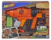 NERF樂活射擊遊戲 Zombie Strike打擊殭屍 Nallbiter釘槍射擊器 TOYeGO 玩具e哥