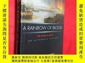 二手書博民逛書店A罕見Rainbow of Blood: The Union i