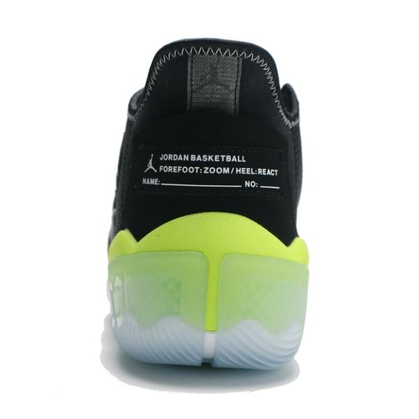 NIKE 籃球鞋 JORDAN REACT ELEVATION PF 黑白綠 避震 男 (布魯克林) CK6617-002
