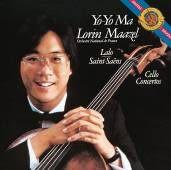 馬友友 聖桑&拉羅:大提琴協奏曲 CD (音樂影片購)