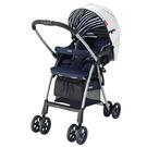 愛普力卡 Aprica Luxuna light CTS 挑高型座椅超輕盈系列嬰幼手推車-北海之戀