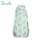 美國Swado- 全階段靜音好眠包巾(綠綿羊) GMP BABY
