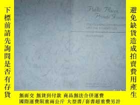 二手書博民逛書店Puttic罕見Ptaces,Priuate Gournegs ETHNOGRAPHY,ENTERTAINMENT