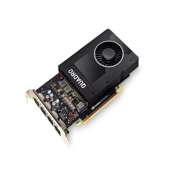 全新 麗臺 NVIDIA Quadro P2000 5GB GDDR5 工作站繪圖卡 / 1024CUDA-160bit