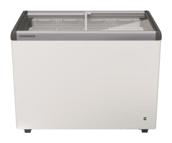 «免運費»德國利勃 LIEBHERR 222公升 3尺5 玻璃推拉冷凍櫃 EFE-3002【南霸天電器百貨】