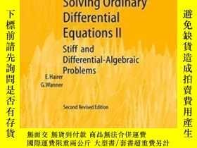 二手書博民逛書店Solving罕見Ordinary Differential E
