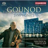 【停看聽音響唱片】【SACD】古諾:第1.2號交響曲 楊.巴斯卡.托特里耶 指揮 冰島交響樂團