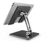 平板電腦支架 鋁合金摺疊便攜增高架 適用于IPad電腦懶人桌面支架