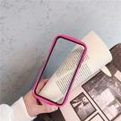 純色IPhone XR手機殼全包簡約 蘋果11Pro Max手機套 蘋果X/Xs Xs Max保護套 潮流時尚iPhone7/8保護殼