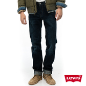 Levis 男款牛仔褲 / 514™ 低腰直筒 / 高彈力面料