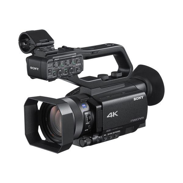 SONY HXR-NX80 4K 攝影機 【限量送 SONY ECM-VG1 麥克風~108-0825止 送完為止】 公司貨 保固2年
