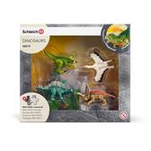 Schleich 史萊奇動物模型迷你恐龍組B_SH42213
