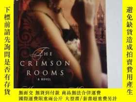 二手書博民逛書店The罕見Crimson Rooms Katharine McM