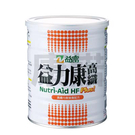 【益富】益力康高纖Plus 營養均衡配方 750g 單罐