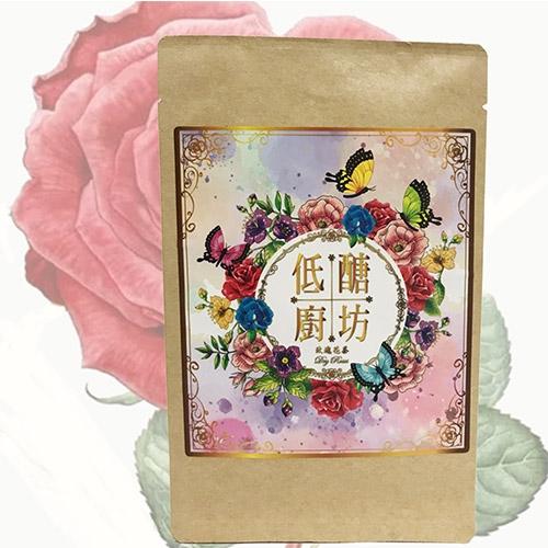 (買一送一)低醣廚坊 玫瑰花茶 (15g/袋)【好食家】