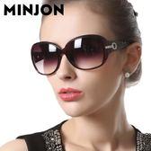 偏光駕駛太陽鏡女士優雅新款潮時尚大框眼鏡復古墨鏡圓臉