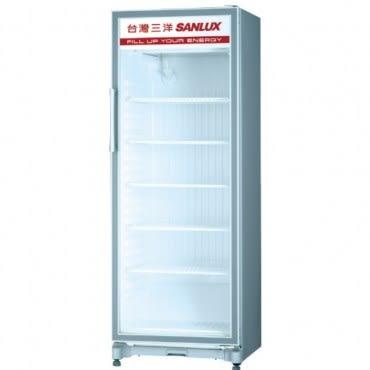 【台灣三洋】305L冷藏展示櫃 SRM-305