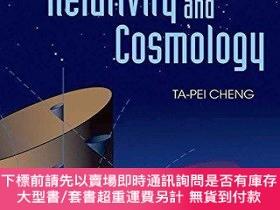 二手書博民逛書店A罕見College Course On Relativity And CosmologyY255174 Ta