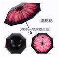 星空雨傘/梵谷/雨傘/遮陽傘/櫻花傘/卡通傘/碎花雨傘/韓版/花雨傘/兩用晴雨傘
