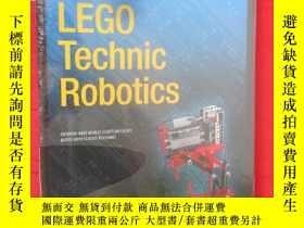二手書博民逛書店Lego罕見Technic Robotics (16開) 【詳見