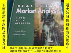 二手書博民逛書店REAL罕見ESTATE Market Analysis A C