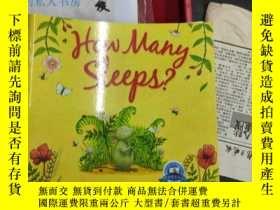 二手書博民逛書店英文原版how罕見many sleepsY17584 本書出版社 本書出版社 出版2009