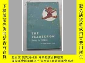 二手書博民逛書店THE罕見SCARECROW Stories for Child