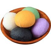 美麗工匠魔芋洗臉撲潔面球加厚蒟蒻海綿起泡球深層清潔【萬聖夜來臨】