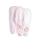 2件入童裝兒童內衣長褲 純棉居家服日本提花精梳棉睡褲-321寶貝屋