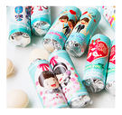 幸福朵朵【Tiffany色系迷你曼陀珠(公版貼紙100條入)喜糖】給你好心情/送客婚禮小物(已包裝喔)
