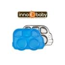 美國 Innobaby 不銹鋼兒童餐具 巴士餐盤 Din Din SMART™(藍色)[衛立兒生活館]