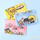 Kakao Friends純棉童巾S號- Norns 正版授權 台灣製造 卡通毛巾 Ryan Apeach