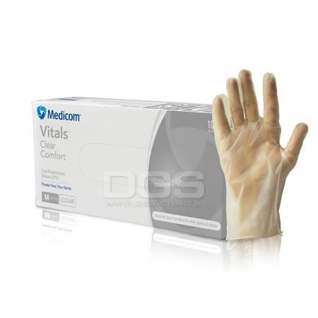 《Medicom》CPE無粉手套 Powder-Free CPE Glove