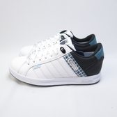 K-SWISS LUNHADL WP 男款 防潑水 休閒鞋 06100176 白黑【iSport愛運動】