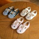 娃娃鞋 立體兔子娃娃鞋 女童休閒鞋 (13-15cm) KL12965 好娃娃