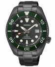 SEIKO 精工 Prospex SCUBA 限量潛水機械錶 SPB195J1 (6R35-01A0G) 套組 綠水鬼