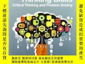 二手書博民逛書店Thinking罕見Skills: Critical Think
