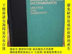 二手書博民逛書店The罕見Molecular biology of the ye