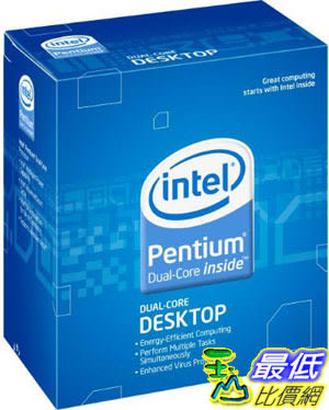 [美國直購 Shop USA] Intel Pentium E6500 Processor 2.93 GHz 2MB Cache Socket LGA775 $3773