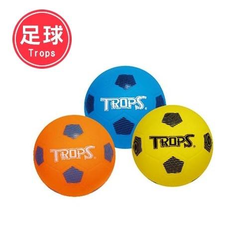 SUCCESS 成功 TROPS 無毒6吋安全小足球-3色 NO.4124